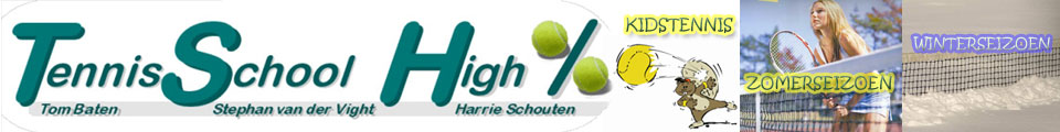 Tennisschool High Percentage